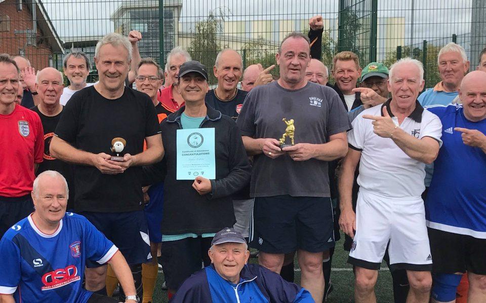 Dave Tickner – Player Of The Day – Thursday 21st September 2017