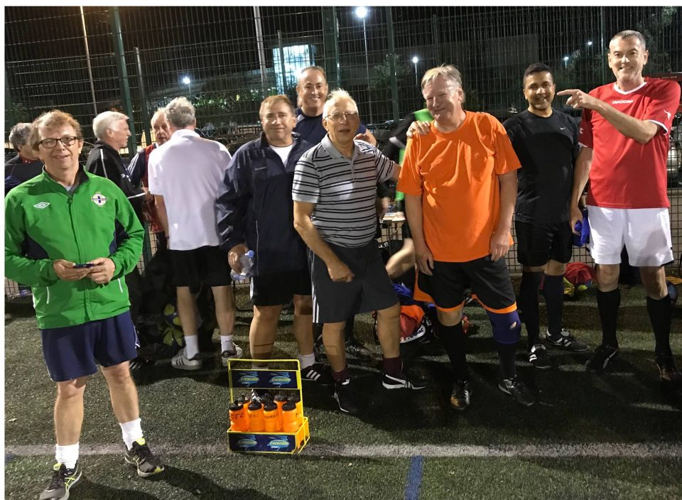 "Richard ""Scorchio"" Scorer – Player Of The Night – Monday 9th October 2017"
