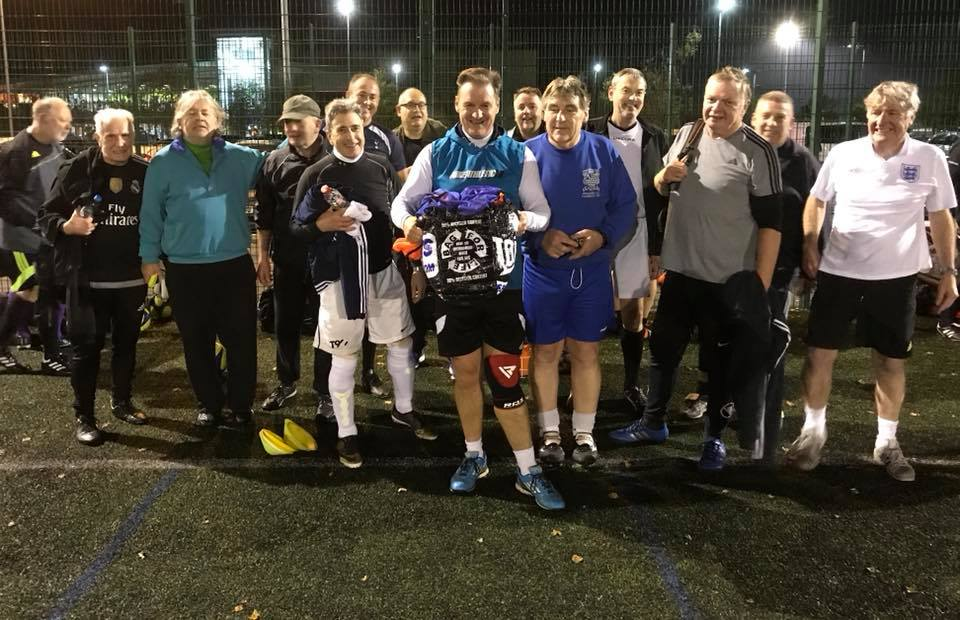 Brent Lancaster – Player Of The Night – Monday 6th November 2017