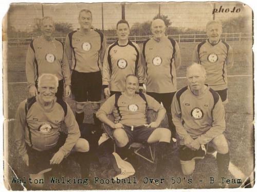 Walton Walking Football Over 50's - B Team