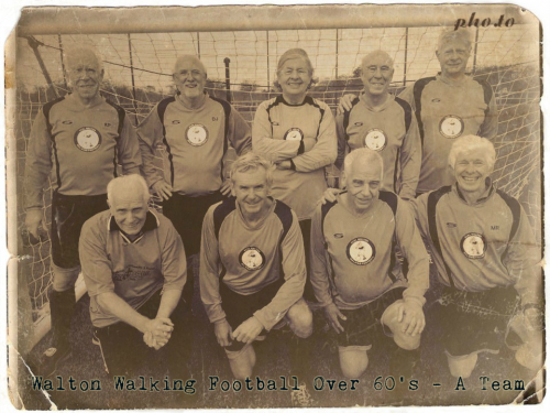 Walton Walking Football Over 60's - A Team