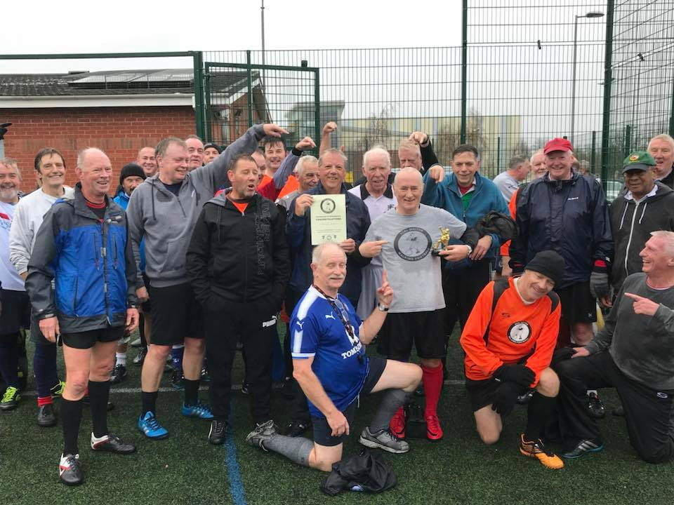 Geoff Everest – Player Of The Day – Thursday 7th December 2017