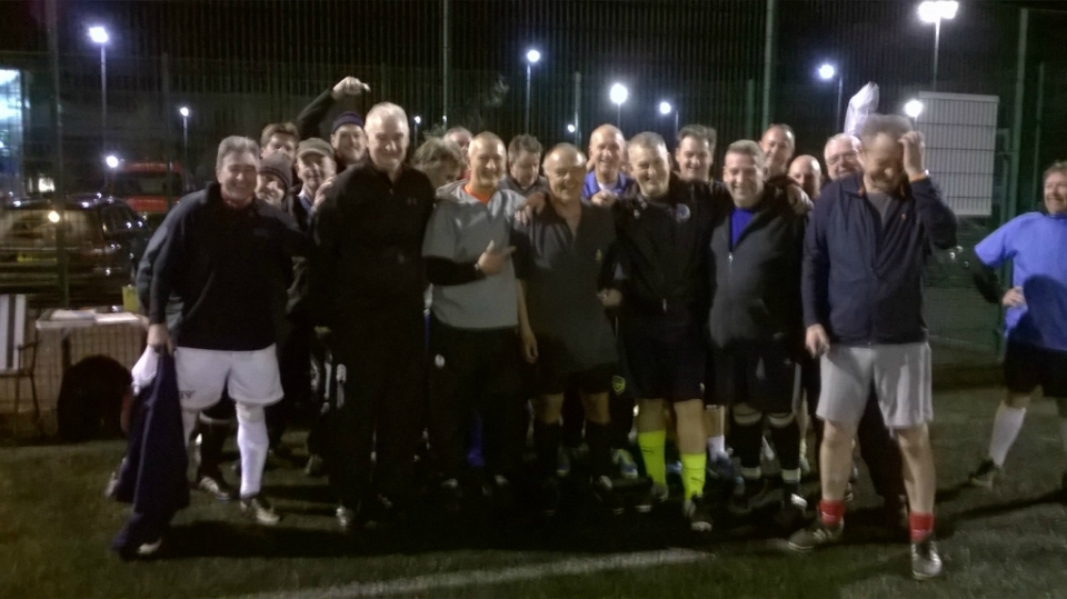 Mark Ferguson & Joe Vojnich – Player Of The Night – Monday 27th November 2017