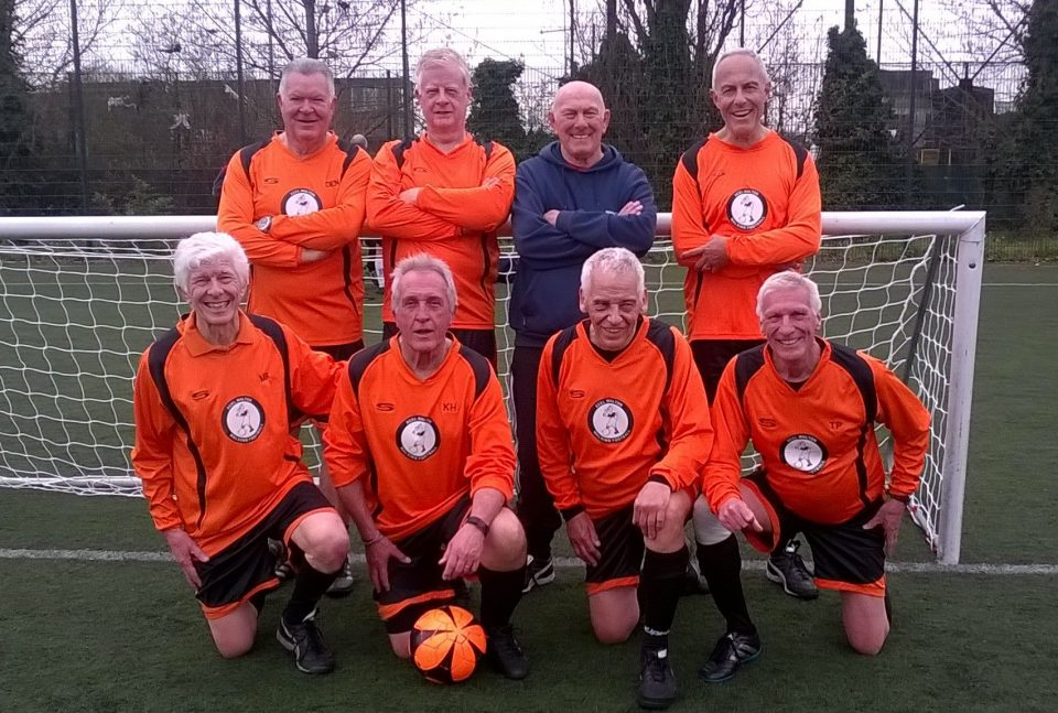 Walton Walking Football Win The Orient Over on WF Tournament - Sunday 15th April 2018